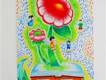2013年学生优秀书画作品展第二季